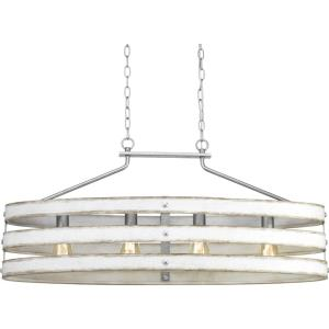 Gulliver - Chandeliers Light - 4 Light in Coastal style - 38.5 Inches wide by 17 Inches high