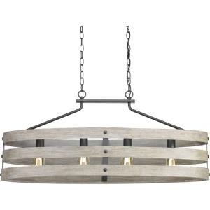 Gulliver - 17 Inch Height - Chandeliers Light - 4 Light - Line Voltage