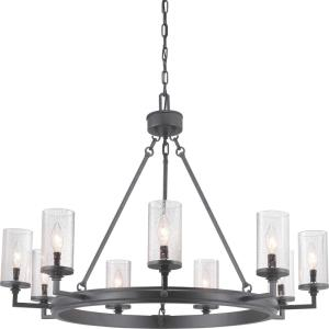 Gresham - Nine Light Chandelier