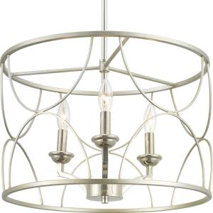 Landree - Three Light Chandelier