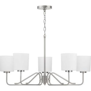 Tobin - Five Light Chandelier