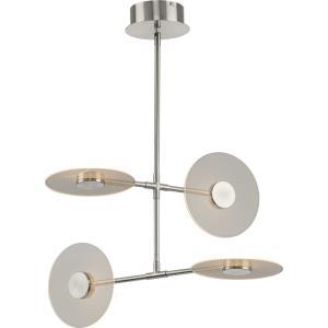 Spoke - 25.5 Inch 20W 1 LED Pendant