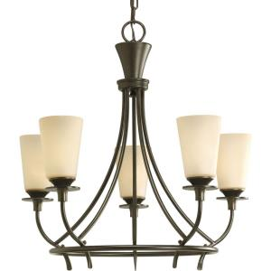 Five-Light Chandelier Fixture - Chandelier