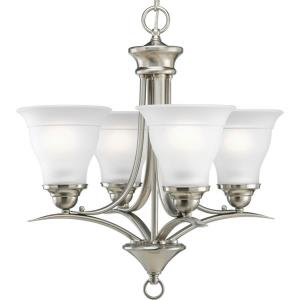 Trinity - Four Light Chandelier