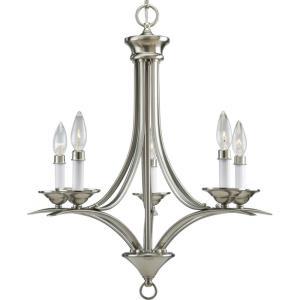 Trinity - Five Light Chandelier