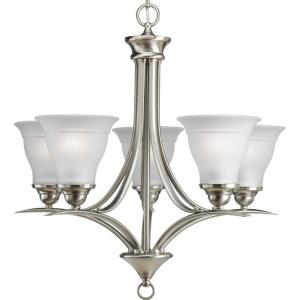 Trinity - 24.5 Inch Height - Chandeliers Light - 5 Light - Line Voltage