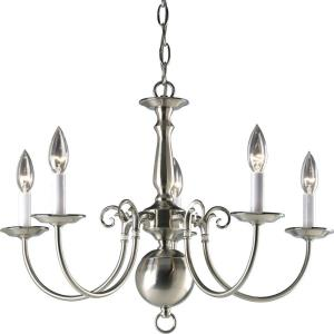 Americana - Chandeliers Light - 5 Light in Traditional style - 23.5 Inches wide by 16.75 Inches high