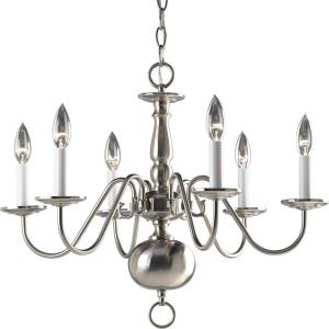 Americana - Six Light Chandelier