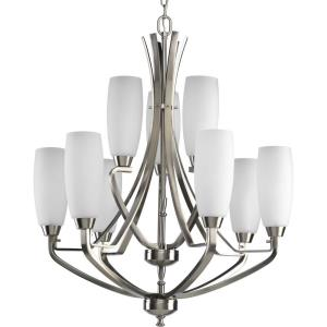 Wisten - Chandeliers Light - 9 Light in Modern style - 27 Inches wide by 33.38 Inches high