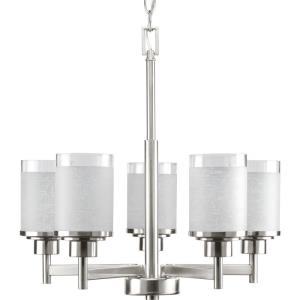 Alexa - 19.75 Inch Height - Chandeliers Light - 5 Light - Line Voltage