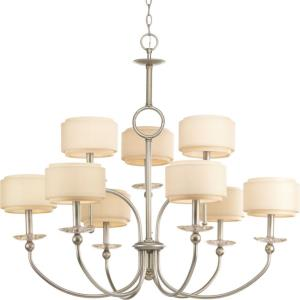 Ashbury - Nine Light 2-Tier Chandelier