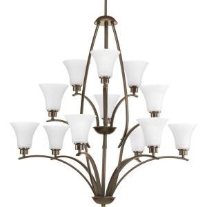 Joy - Twelve Light 3-Tier Chandelier