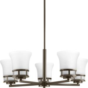 Cascadia - Chandeliers Light - 5 Light in Coastal style - 26 Inches wide by 10.75 Inches high