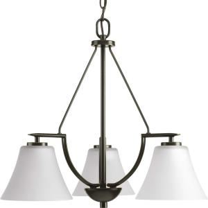 Bravo - Chandeliers Light - 3 Light in Modern style - 23 Inches wide by 20.13 Inches high
