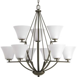 Bravo - Chandeliers Light - 9 Light in Modern style - 32 Inches wide by 31 Inches high