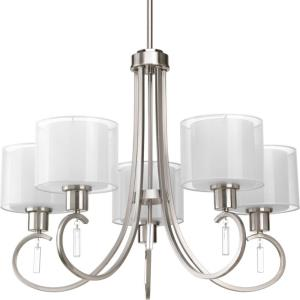 Invite - 20.75 Inch Height - Chandeliers Light - 5 Light - Line Voltage
