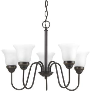 Classic - Chandeliers Light - 5 Light in Transitional and Traditional style - 23 Inches wide by 17.25 Inches high
