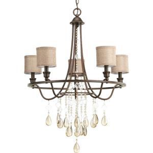 Flourish - Five Light Chandelier