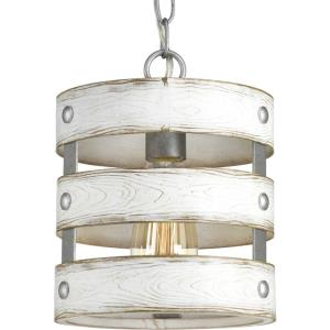 Gulliver - Pendants Light - 1 Light in Coastal style - 8.5 Inches wide by 10 Inches high