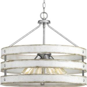 Gulliver - Pendants Light - 4 Light in Coastal style - 21.63 Inches wide by 18.25 Inches high