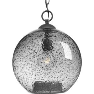 Malbec - 14 Inch Height - Pendants Light - 1 Light - Globe Shade - Line Voltage