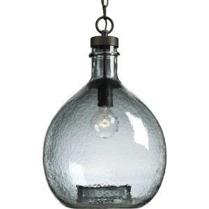 Zin - 20.375 Inch Height - Pendants Light - 1 Light - Globe Shade - Line Voltage