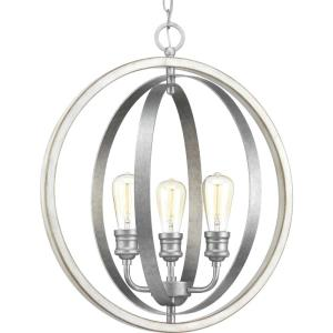 Conestee - 24 Inch Height - Pendants Light - 3 Light - Line Voltage