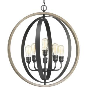 Conestee - Six Light Pendant