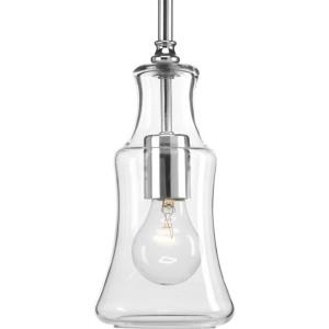 Litchfield - 9.375 Inch Height - Pendants Light - 1 Light - Round Shade - Line Voltage