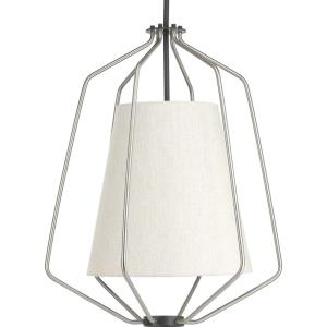 Hangar - 26 Inch Height - Pendants Light - 1 Light - Drum Shade - Line Voltage