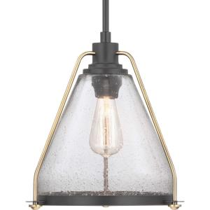 Range - Pendants Light - 1 Light in Coastal style - 13 Inches wide by 13 Inches high