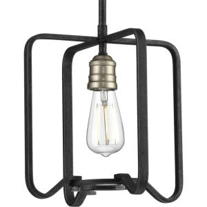 Foster - 10.75 Inch Height - Pendants Light - 1 Light - Line Voltage