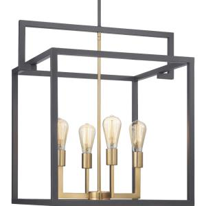 Blakely - 4 Light in Modern style - 23.25 Inches wide by 25.75 Inches high