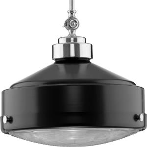 Loftin - Pendants Light - 1 Light - Round Shade in Farmhouse style - 14.75 Inches wide by 13.38 Inches high