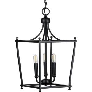 Parkhurst - 3 Light in New Traditional and Transitional style - 10.88 Inches wide by 19.75 Inches high