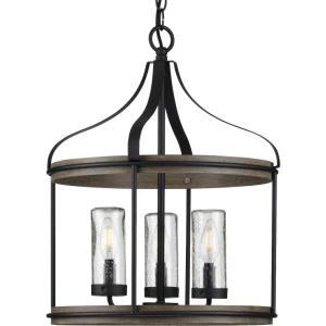 Brenham Pendant 3 Light