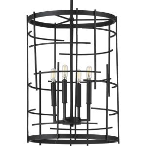 Torres - 4 Light in Modern style - 16 Inches wide by 22 Inches high