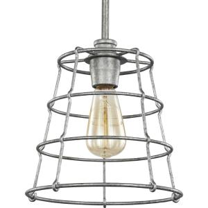 Chambers - Pendants Light - 1 Light in Farmhouse style - 10 Inches wide by 11 Inches high