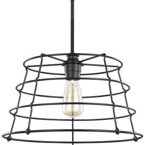 Chambers - Pendants Light - 1 Light in Farmhouse style - 16.38 Inches wide by 10.88 Inches high