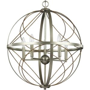 Brandywine - Pendants Light - 5 Light in Farmhouse style - 22 Inches wide by 26 Inches high