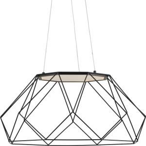 Geodesic - 27.1 Inch 38W 1 LED Large Pendant