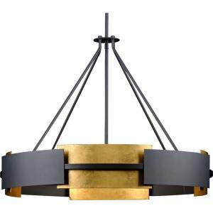 Lowery - 6 Light Pendant