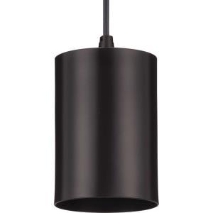 Cylinder - 5 Inch 1 Light Outdoor Hanging Lantern