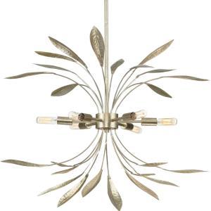Mariposa - 6 Light Pendant