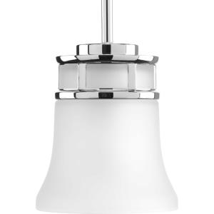 Cascadia - Pendants Light - 1 Light in Coastal style - 5.88 Inches wide by 6.75 Inches high