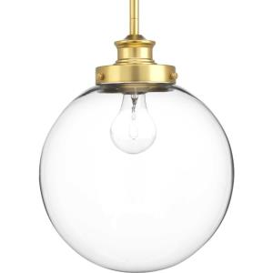 Penn - 12.75 Inch Height - Pendants Light - 1 Light - Globe Shade - Line Voltage