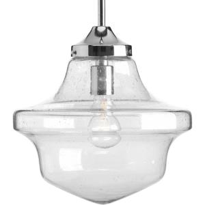 Academy - Pendants Light - 1 Light in Farmhouse style - 12 Inches wide by 12.75 Inches high