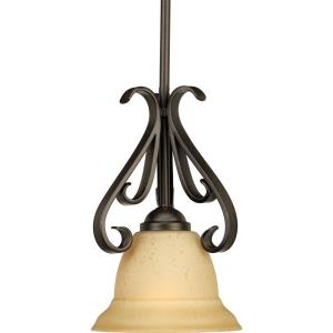 Torino - 11 Inch Height - Pendants Light - 1 Light - Line Voltage