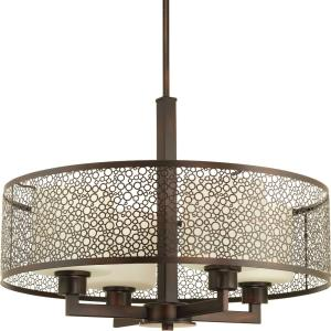 Mingle - Four Light Medium Pendant