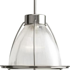 Prismatic Glass - 11 Inch Height - Pendants Light - 1 Light - Line Voltage